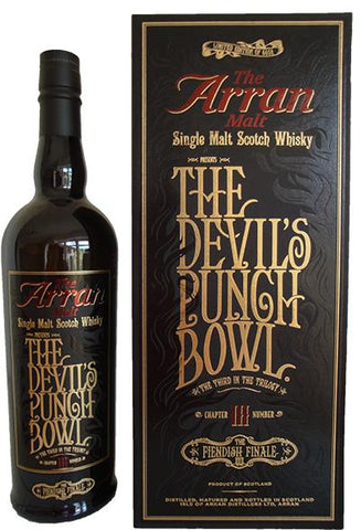 Arran punch bowl 'Chapter 3'