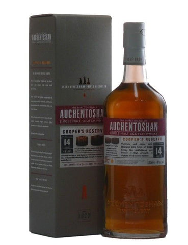 Auchentoshan Coopers Reserve Scotch Whisky