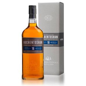Auchentoshan 18 year old malt Scotch Whisky
