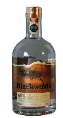 Blackwood's 60% Gin
