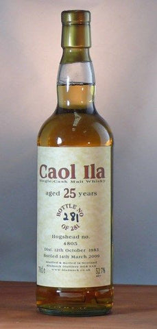 Caol Ila 25 yo (Forum Bottling)
