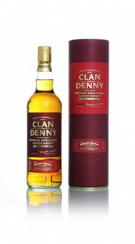 Clan Denny Speyside Single Malt Whisky
