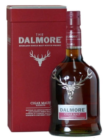 Dalmore 'Cigar malt' Whisky