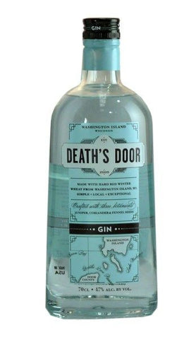 Death's Door Dry Gin