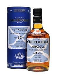 Edradour 12 yo 'Caledonia' single malt whisky