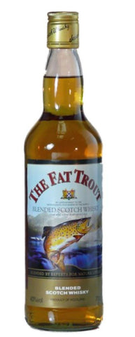 Fat Trout Blended Scotch Whisky 700ml
