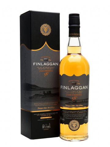 Finlaggan Cask Strength Islay Whisky