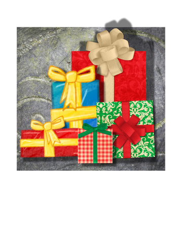 Gift Wrapping $3.50.