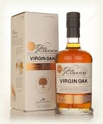 Glen Garioch Virgin oak highland single malt whisky