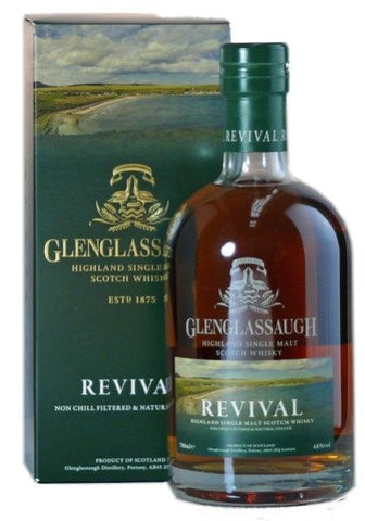Glenglassaugh Revival Scotch Whisky