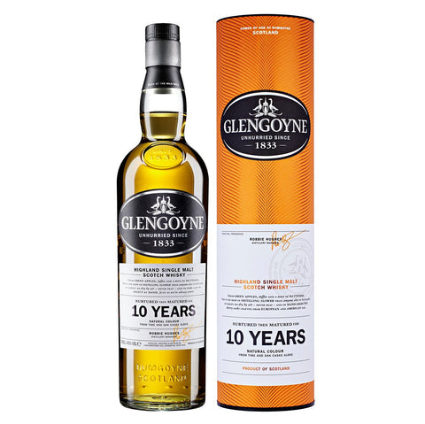 Glengoyne 10 year old Highland Single Malt whisky