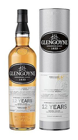 Glengoyne 12 year HIghland Scotch whisky
