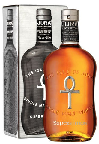 Isle of Jura Superstition Scotch Malt Whisky