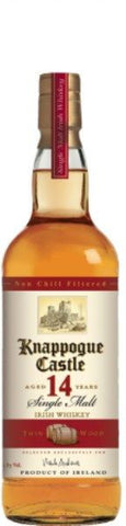Knappogue Castle 14 yo Irish whiskey