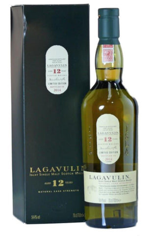 Lagavulin 12 yo Islay single malt whisky