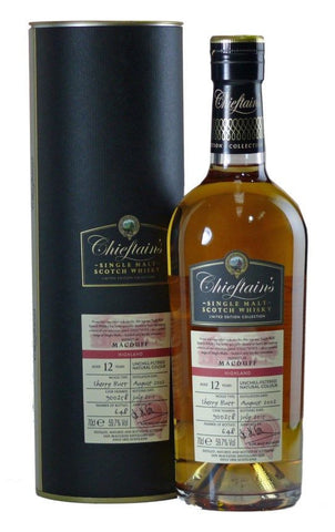 Macduff aged 12 years single malt Chieftain's