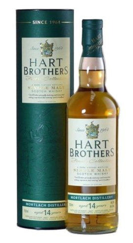Mortlach 14 yo single malt by Hart Brothers