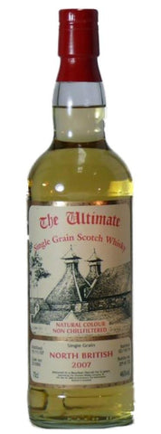 North British Single Grain 2007 Scotch Whisky Ultimate Bottling