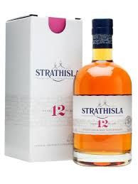 Strathisla 12yo Single malt whisky