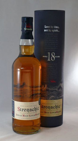 Stronachie 18 year old whisky