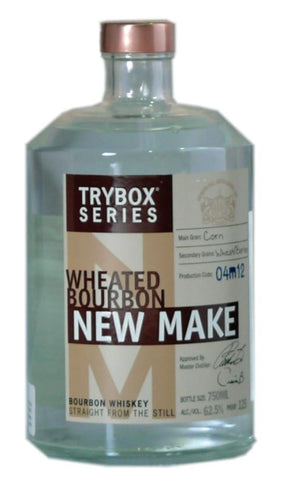 Try Box Wheat whiskey New Make