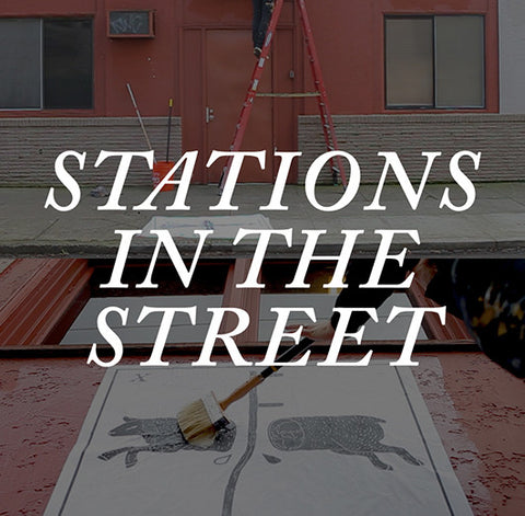 Stations in the Street