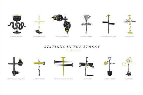 Stations In The Street - All Images