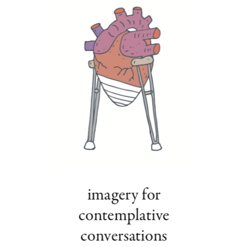 Images for Contemplative Conversations - Downloadable Artwork