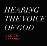 Hearing the Voice of God -  Church Digital/Analog Package