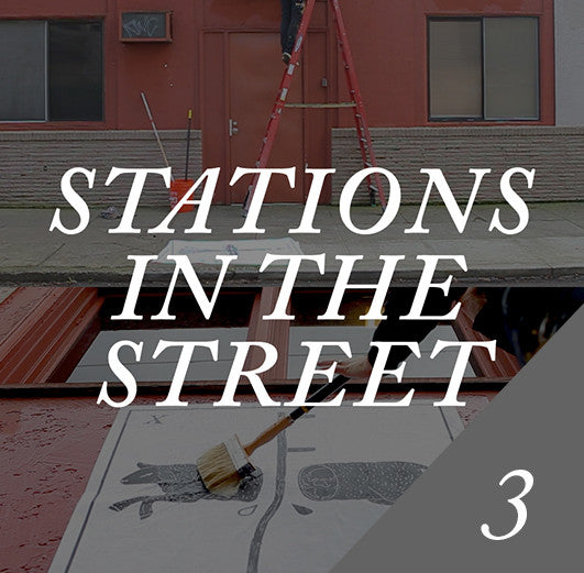 Stations In The Street -  Church Digital/Analog Package