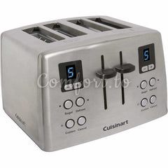 Cuisinart Custom Classic 4 Slice Toaster, 1 unit