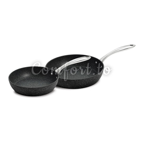 Heritage The Rock Plus Skilets - 2 pieces