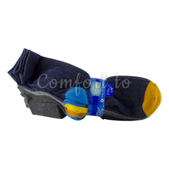 Trimfit Boys Kids Cotton Socks Size 7 to 11, 8 pairs
