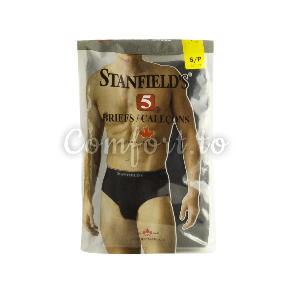 Stansfield's Men's Briefs Size M, 5 pairs