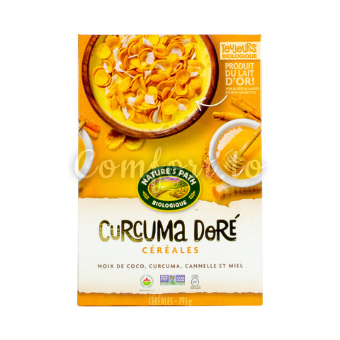 Nature's Path Golden Turmeric Cereal - 793g