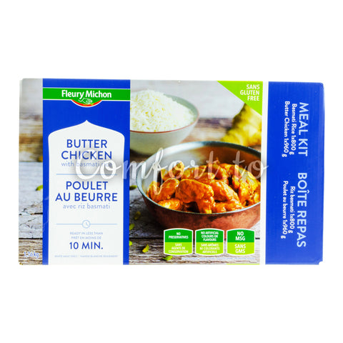 Fleury Michon Butter Chicken Meal Kit, 1.8 kg
