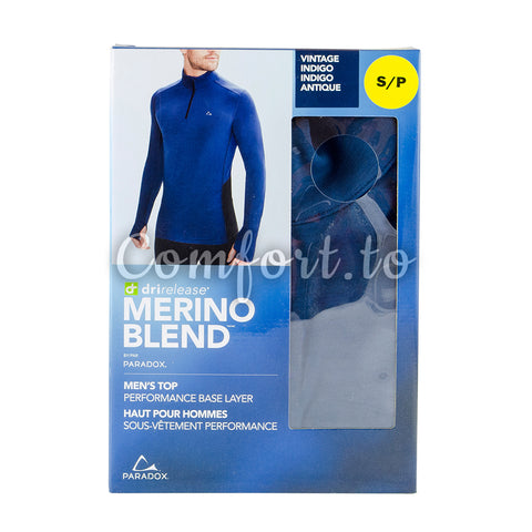 Paradox Men's Top Performance Base Layer XL, 1 unit