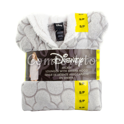 Disney Mickey Lounger with Sherpa Hood - Small, 1 unit
