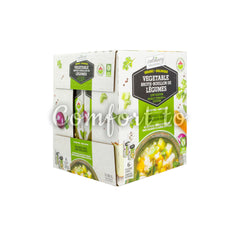 Culinary Treasures Organic Vegetable Broth, 6 x 946 mL