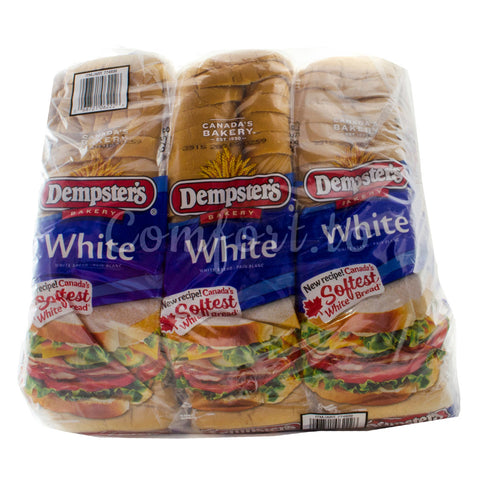 Dempster's White Bread - 2.0kg