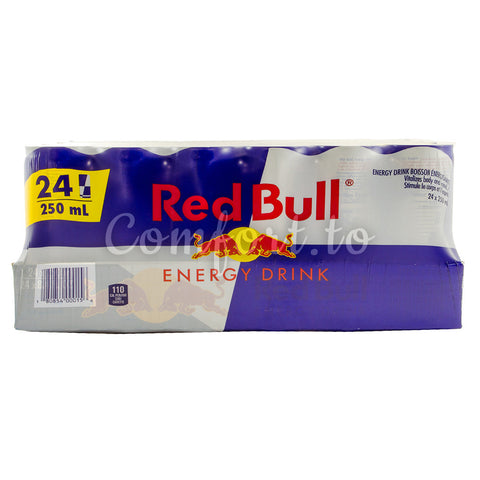 Red Bull Energy Drink Small, 24 x 250 mL