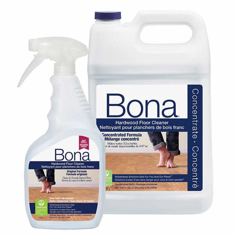 Bona Hardwood Floor Cleaner Concentrate, 4.7 L