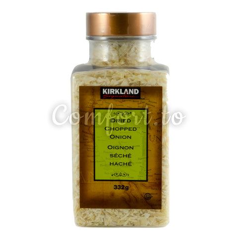 Kirkland Dried Chopped Onion, 332 g