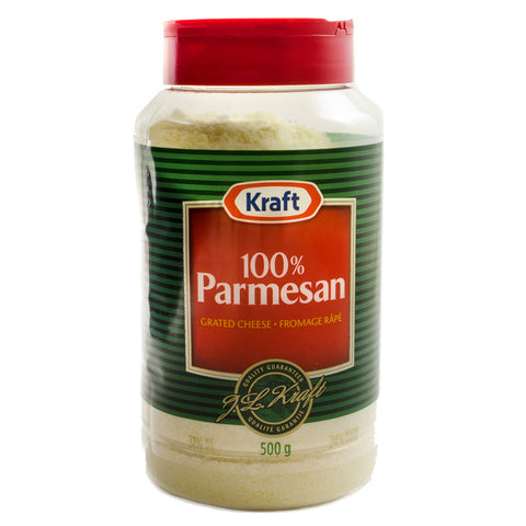 $3 OFF - Kraft Grated Parmesan Cheese, 680 g