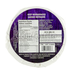 Kirkland Triple Cream Brie Cheese, 650 g