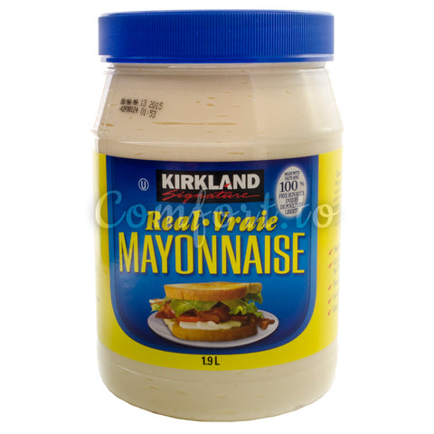 Kirkland Real Mayonnaise, 1.9 L