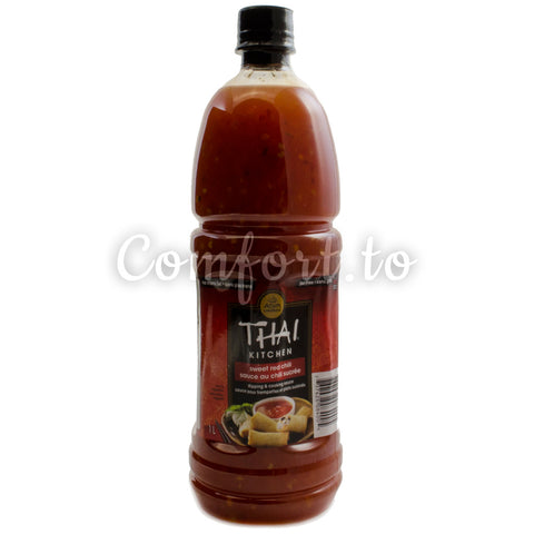 Asian Creations Thai Kitchen Sweet Red Chili Sauce, 1 L