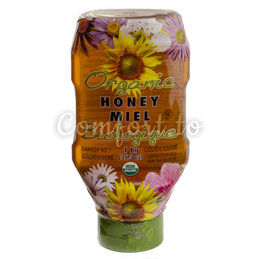 Naturoney Organic Honey, 1 kg