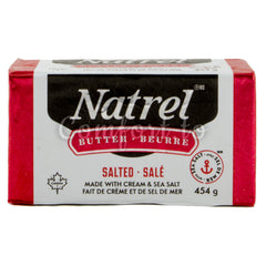 Natrel  Salted Butter, 450 g