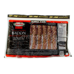 Kirkland Fully Cooked Bacon , 500 g
